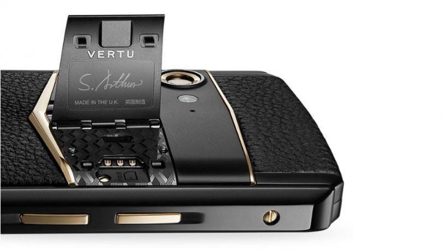Vertu revient à la vie avec le smartphone intelligent Acer P à 5000 $