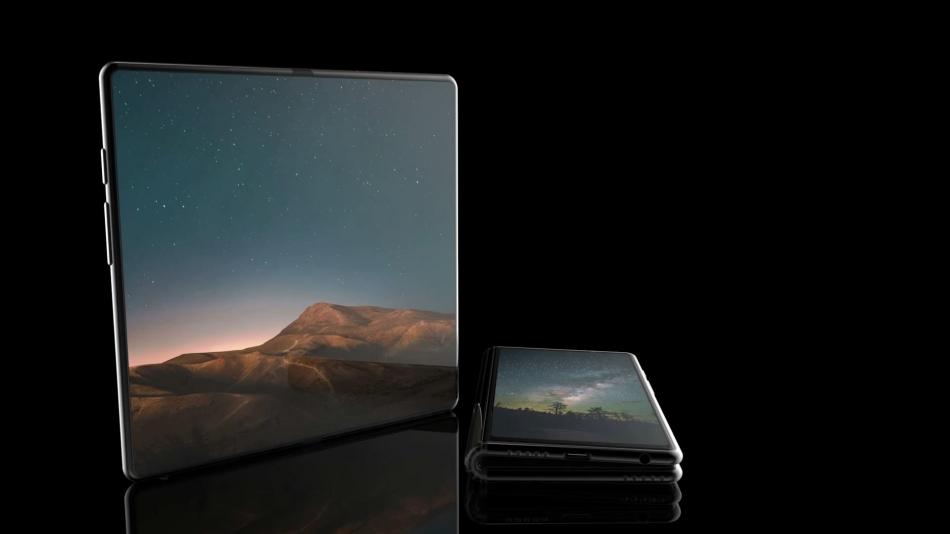 Le Samsung Galaxy F est présenté dans une superbe vidéo