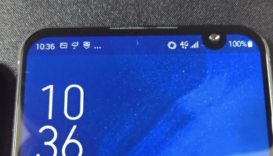 Asus Zenfone 6 modifie l'emplacement de l'encoche sur le côté droit