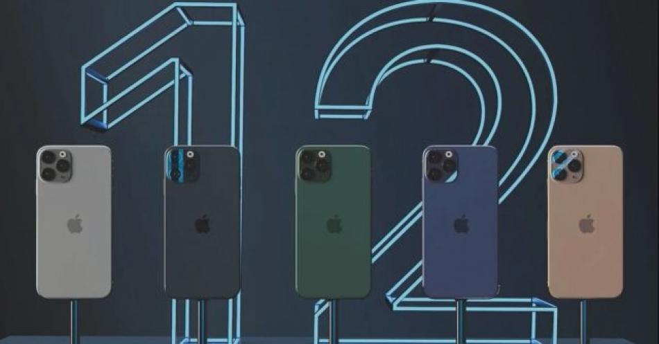 La Date de lancement de iPhone 12 révélée