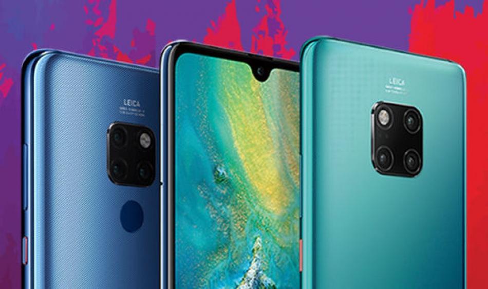 Le Huawei Mate 20 sera livré avec un chargeur rapide de 40W