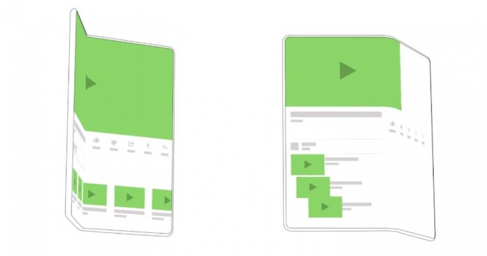 Android prend désormais en charge les écrans de téléphone pliables