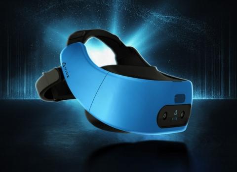 شركة HTC تطلق نظارة واقع افتراضي Vive Focus لا تحتاج لحاسوب او هاتف